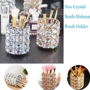 new crystal beads makeup brush holder makeup brush