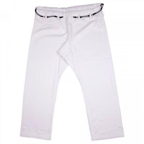 Tatami BJJ Gi Pants Mens Basic Cotton JiuJitsu Trousers Womens Grappling Pants