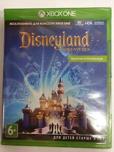 Disneyland Adventures Xbox One New Sealed Ebay