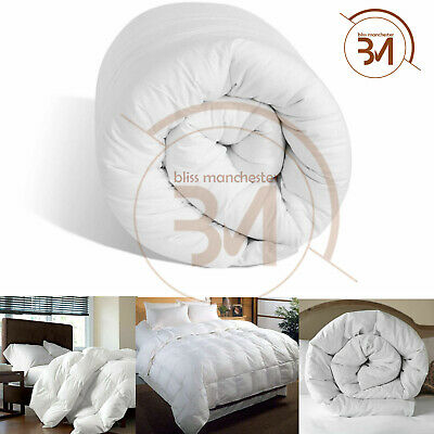 Summer Soft Luxury Hollowfibre Anti-Allergenic Quilt Hotel Quality New Duvet