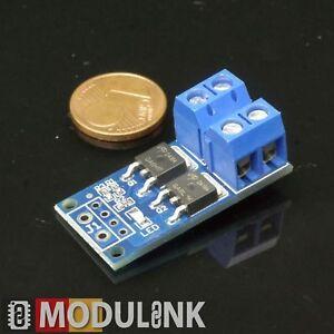 AOI4184-MOSFET-NMOS-40V-50A-Schalter-Modul-Relais-Ersatz-Arduino-Raspberry-Pi