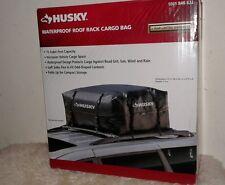 New 15cu' Husky Roof Top Cargo Bag Waterproof Car Rk Luggage Vehicle Carrier bag