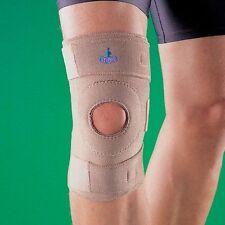 OPPO 1024 Neoprene Aperto Rotula Ginocchio Supporto Tutore Artrite Dolore Sollievo Manica