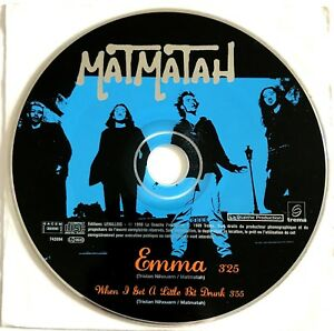 MATMATAH-EMMA-CD-SINGLE