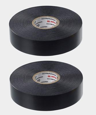 "SCOTCH 88-Super-3//4x66FT Elctrical Tape,8.5 mil,3//4/"" x 66 ft.,Blk"