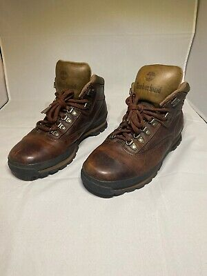 Details about Timberland Euro Hiker Oiled Leather Brown