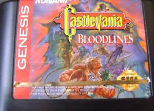 Castlevania-Bloodlines-16-bit-MD-Game-Card-For-Sega-Mega-1994-Cartridge-Box