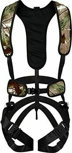 Hunter Safety Harness System Bowhunter Tree Stand Bow Hunting Small to 3XL