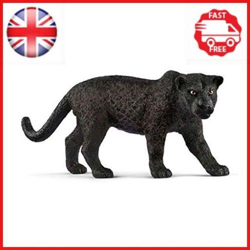 Wild Life Black panther Schleich 14774