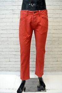 CALVIN-KLEIN-Pantalone-Corto-Uomo-Taglia-30-44-Pants-Men-039-s-Jeans-Estate
