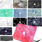 Painting Marble Hard Case key Cover For Macbook Pro Air 11 13