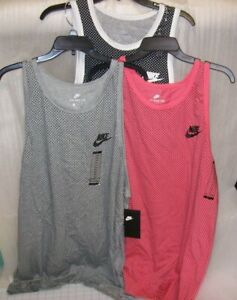 MENS-NIKE-ATHLETIC-CUT-TANK-TOP-MULTIPLE-COLOR-AND-SIZES-NEW-WITH-TAGS
