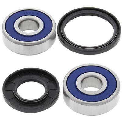 Front Wheel Bearings and Seals Kit for Honda GL1200 GoldWing 1984