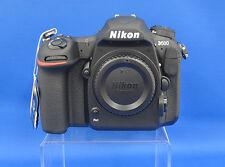 Nikon D500 Body Digital SLR Camera 20.9MP DX-Format 4K Video Japan Model New