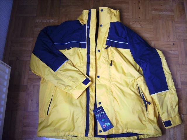 Herren Ski Jacke Gr. XL von H2O Sport    NEU<<