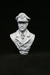 200mm 19 Albrecht Brandi U Boat Commander resin Bust kit - <span itemprop='availableAtOrFrom'>Penrith, United Kingdom</span> - Returns accepted - <span itemprop='availableAtOrFrom'>Penrith, United Kingdom</span>