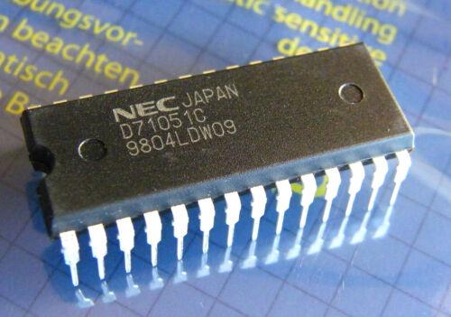 uPD71051C  CMOS USART =82C51 NEC