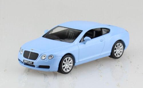 Bentley Continental GT hellblau Blister 1:43 Ixo//Altaya Modellauto