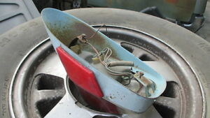 1970 Volkswagen Beetle Bug Right Tail Light Assy Ebay