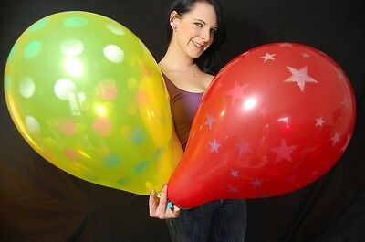 "5 x 16"" Qualatex SPRAY Luftballons in KRISTALLFARBEN *DECO-SPRAY*CRYSTAL TONES*"