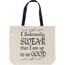 Tote Reusable Gift Cotton Canvas Bag I Am A CNA Blue