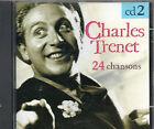 CD 24T CHARLES TRENET DE 1998 NEUf NON SCELLE