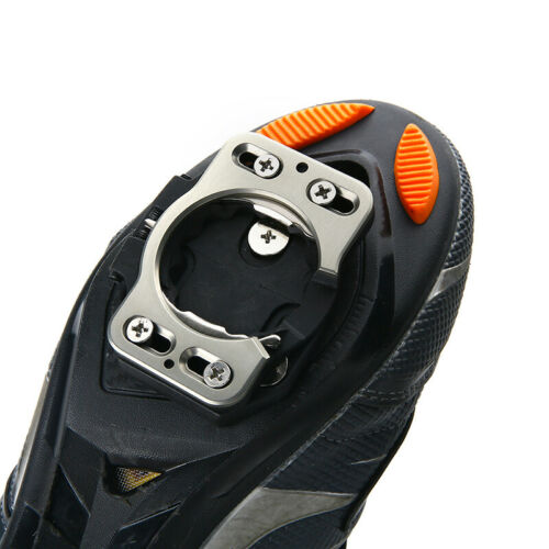 Bike Pedal Cleats Set With Mounting Screws For Speedplay Zero Bicycle Equipment