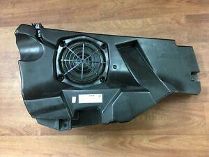 Audi-TT-MK2-2007-Quattro-Bose-bass-box-sub-woofer-speaker-OEM-8J8035382-A