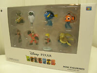 Disney Pixar Mini Figurines 8 Piece Figure Gift Set Thinkway Toys
