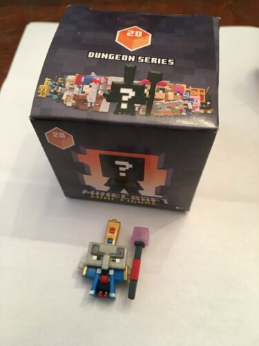 Minecraft Dungeon Series 20 Mini Figures Arch Illager Figure