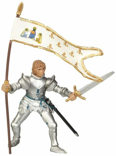 JOAN OF ARC 39721 ~ FREE SHIP//USA w// $25. Papo Products