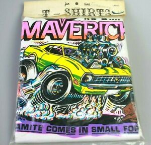 Ford Maverick Classic New T-Shirts