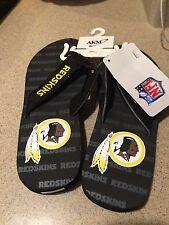 ffd786ce79a7ad Buy NFL Washington Redskins Hawaiian Jellys Flip Flops Size M7-w9 ...