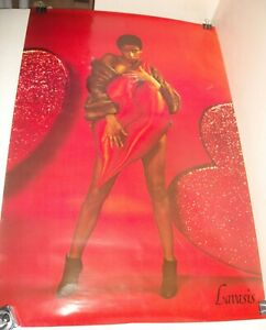 ROLLED-1982-Printed-in-SCOTLAND-PACE-International-LAVASIS-SEXY-PINUP-POSTER