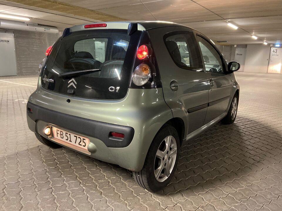 Citroën C1, 1,0i Clim, Benzin