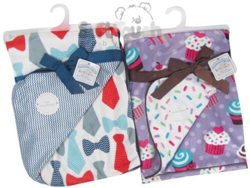Estupendos manta de bebé manta pastelito o mosca Design 102 cm 76 x cm nuevo