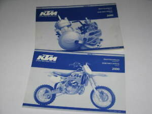 2 Parts List Catalogue Technique Ktm 60 / 65 Sx 2000 - Ij4mwl6p-08001108-296047274