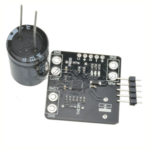 MCP73871 USB Solar Lipoly Lithium Lon Polymer Charger Board DC 3.7V//4.2V Battery