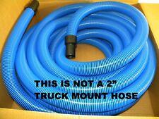 Carpet Cleaning Blue 50 Crush Proof Vacuum Hose 15