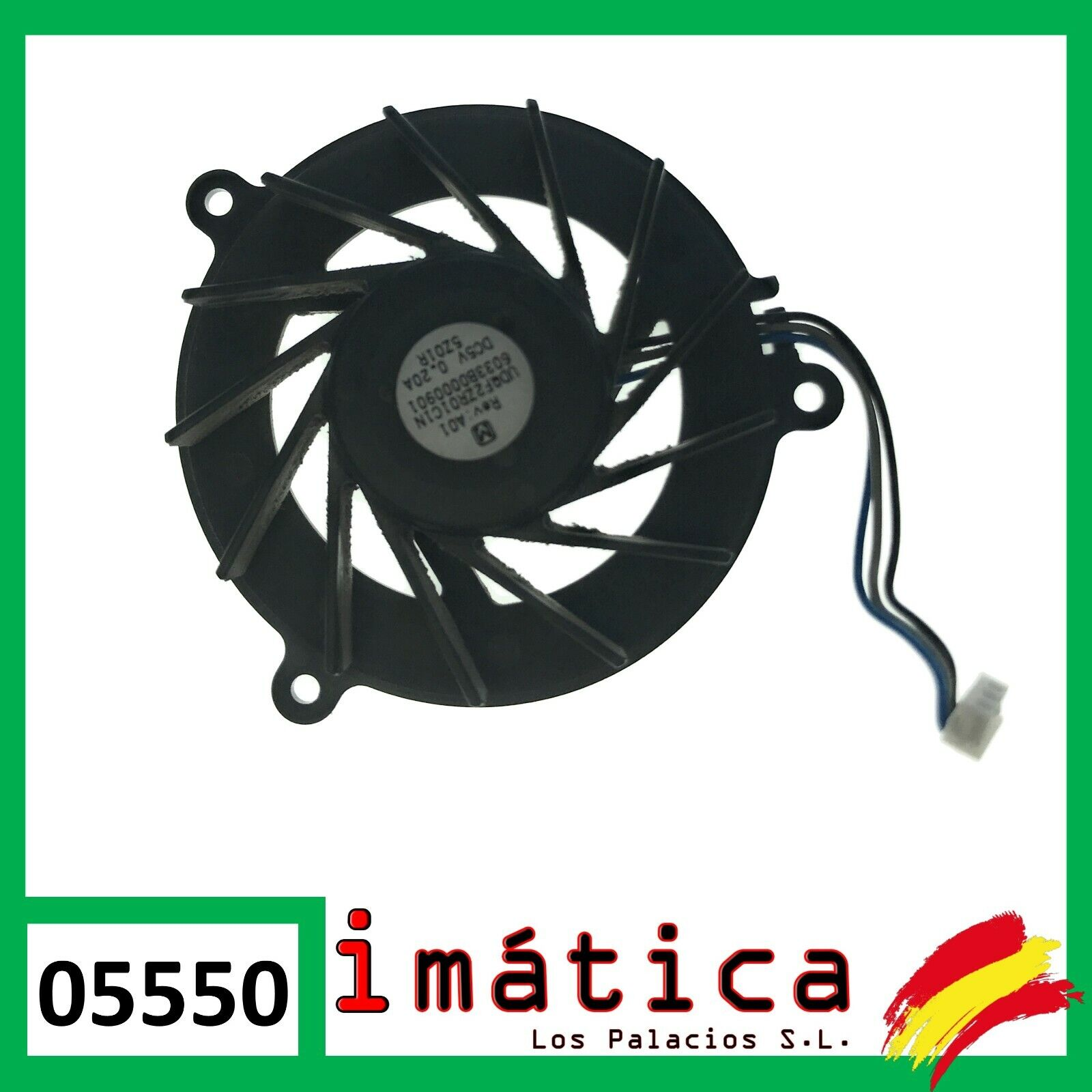 Fan Toshiba Satellite M40 Fan CPU Cooling Cooler Spare