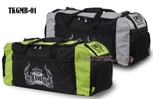 TOP KING GYM BAG TKGMB-01 SPORTS  EQUIPMENT MUAY THAI KICK BOXING SHOULDER MMA