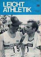 Leichtathletik Nr. 39/1983