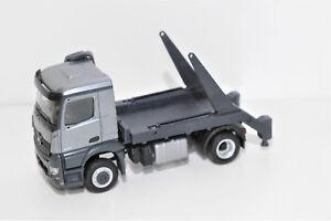 1:87 EM3340 Absetzaufbau für LKW in grau ideal f. Herpa Umbau/ Eigenbau