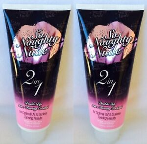 So Naughty Nude™ Collection   Sunless tanning lotion