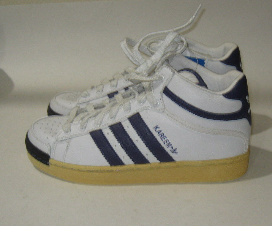 Adidas Kaj Mid Price reduction Leather 809506 Comfortable Comfortable and good-looking