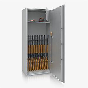 Waffenschrank-Pistolenschrank-PN-EN-1143-1-Klasse-N-0-13-Waffenhalter