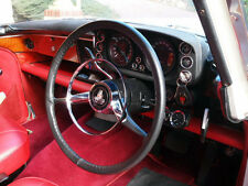 LEATHER STEERING WHEEL COVER / GLOVE ROVER P5 3 LITRE P5B 3.5 V8 SALOON COUPE