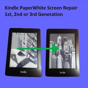 Details zu Kindle PaperWhite Repair Service - 1st, 2nd or 3rd Generation