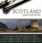 Scotland: Pipes and Drums by Various Artists (CD, Oct-2014, Arc Music)