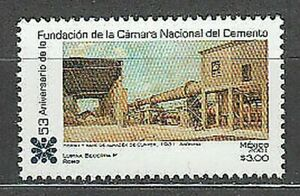 Mexico Mail 2001 Yvert 1953 MNH